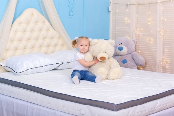 Тонкий матрац-топпер Family Sleep TOP Air 2 in 1